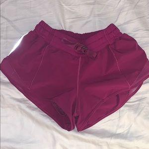 Fuscha Lululemon shorts